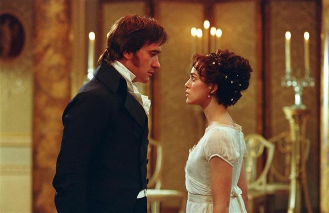 12. Aşk ve Gurur / Pride & Prejudice (2005)  Lizzie, Bay Darcy ile karşılaşır. Zaman ilerledikçe bu benzer tabiatlı iki insanın ilişkisi aşk ve gurur arasında bir çekişmeye dönüşür. Bakalım aşk zafer kazanıp Lizzie'ye neden evlenmesi gerektiğini gösterebilecek mi?