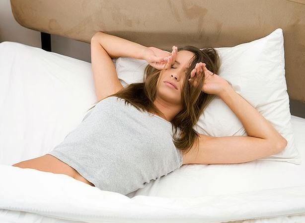 9. Okul veya iş için yataktan çıkmak ölüm gibi gelir.