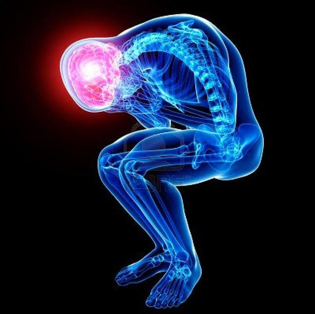 16.Beyinde acı reseptörü yoktur, bu nedenle beynimiz acıyı hissetmez.