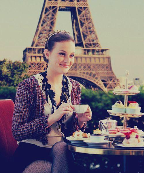 Paris'te 5 çayı