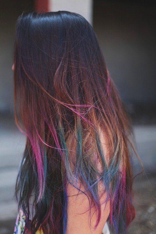 Saçınıza renk katmak istiyor ama cesaret edemiyorsanız bu örnekler sizi cesaretlendirebilir. İşte sizin için seçtiğimiz en güzel renkli saç örnekleri...