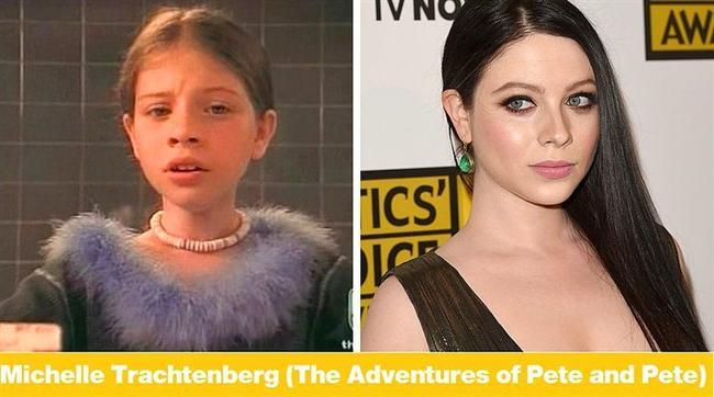 Onları çocukluk halleriyle filmlerden hatırlıyoruz. Peki severek izlediğimiz o çocuk karakterler şimdi ne halde? İşte çocukluk halleri bambaşka olan ünlüler...