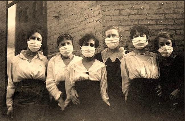 14. 1918 senesinde grip salgını, dünyada 21 milyon kişinin ölümüne sebep olmuştur.