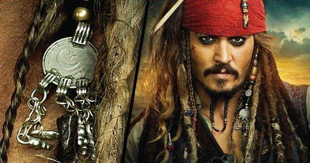 25. Jack Sparrow karakteri, sonradan İslam'ı seçip Türk ordusuna katılmış ve Orta Akdeniz'in büyük bir kısmına hükmeden ünlü denizci Yusuf Reis ( Jack Ward Birdy )'den esinlenilmiştir.