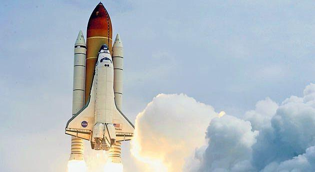 5. Bir uzay mekiği yapmanın maliyeti 1.7 milyar, uzaya yollamanın maliyeti ise 450 milyon dolardır.