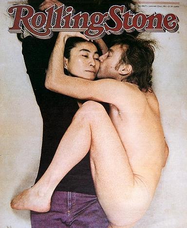 Yoko Onu ile John Lennon'un bu pozu hafızalardan hiç silinmedi.