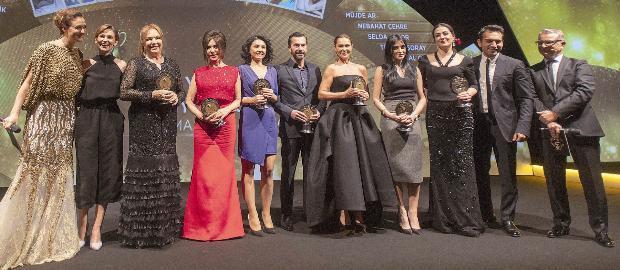 Türk Sinemasının 'En İyi 10'ları' Ödüllendirildi - 1