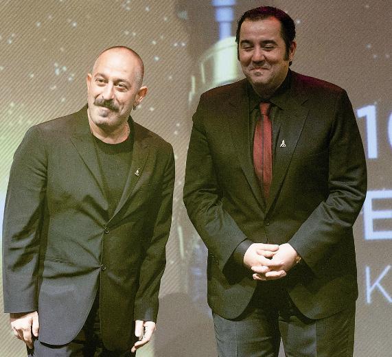 Türk Sinemasının 'En İyi 10'ları' Ödüllendirildi - 7