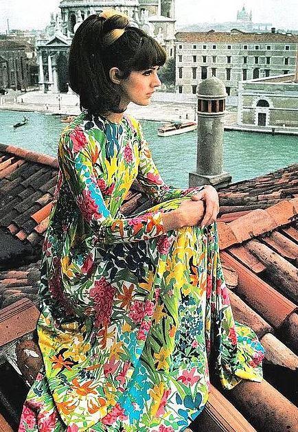 60'lı Yıllar Modasına Ait 20 Stil Örneği! - 11