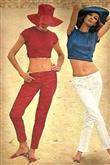 60'lı Yıllar Modasına Ait 20 Stil Örneği! - 13