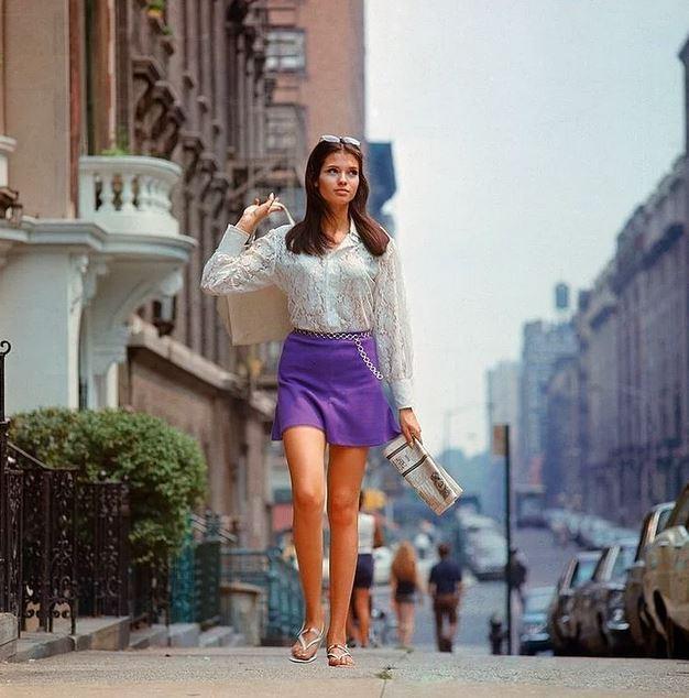 60'ların sokak stili