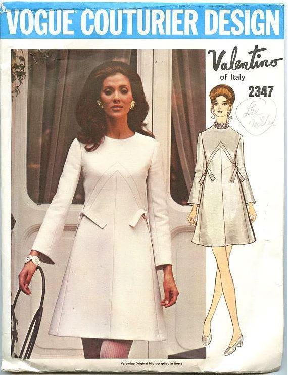 Vintage kıyafetlerdeki dikiş grafikleri