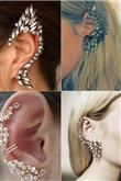 Ünlülerden Ear Cuff Modeller - 33