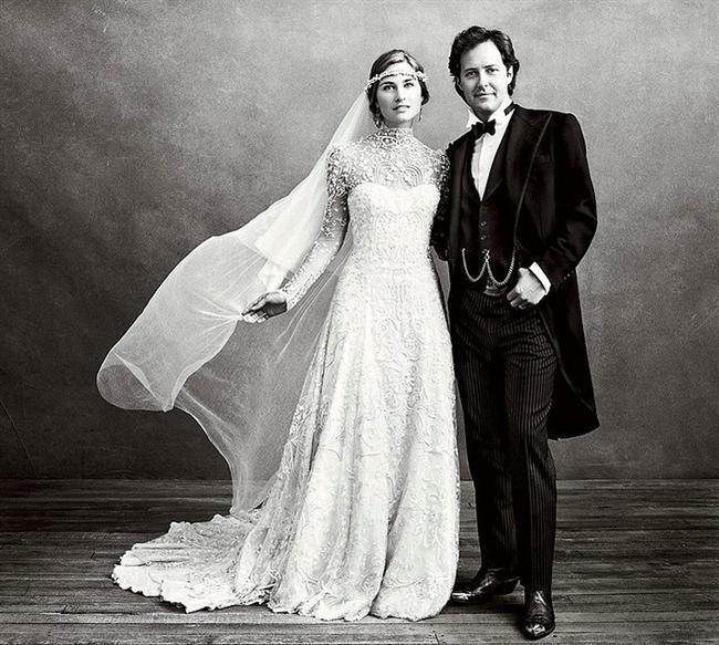 Eski Düğünlerden Nostaljik Gelinlik Modelleri - 8