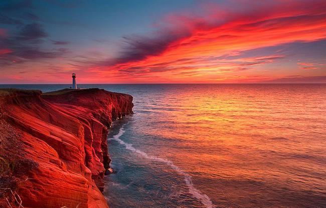 Magdalen Adaları, Kanada