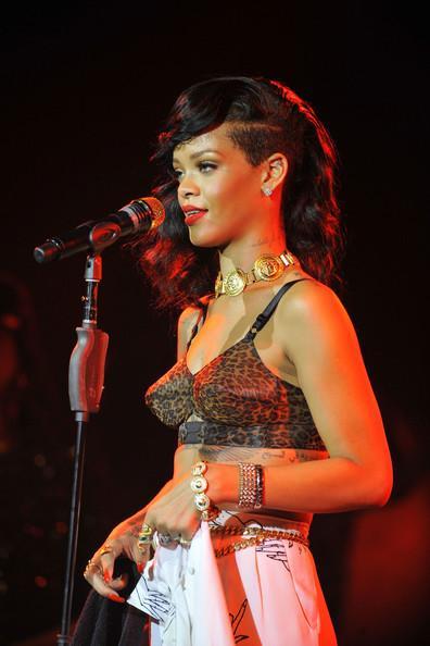 Instagram Kraliçesi Rihanna'nın Hayatı - 7