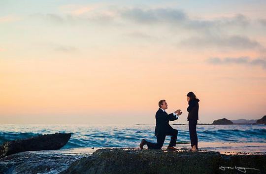 9. Deniz kıyısında bir kayalıkta teklif edildi ise ...