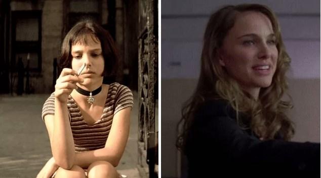 27. 1994 yapımı Léon ile 13 yaşında tanıdığımız  Natalie Portman  Thor filminde 33 yaşında.