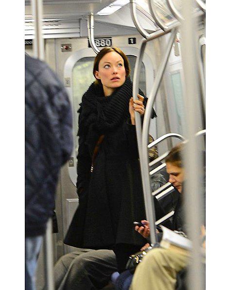 Halkın Arasına Karışan Metrodaki 30 Ünlü - 22