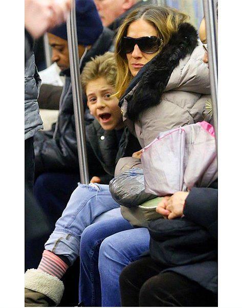 Halkın Arasına Karışan Metrodaki 30 Ünlü - 26