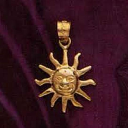 36. Kenan Doğulu ile yıldızı feci parlayan güneş kolye