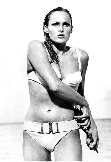 1. Ursula Andress