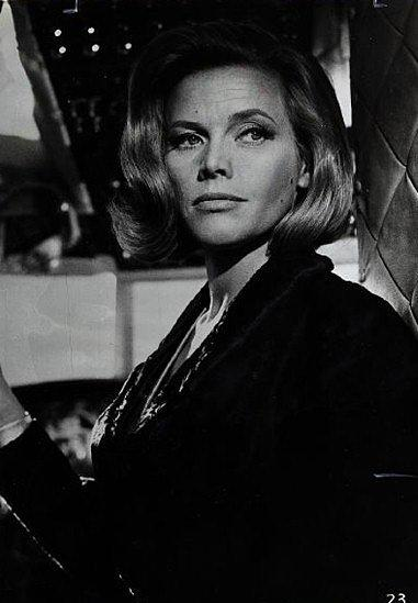 2. Honor Blackman