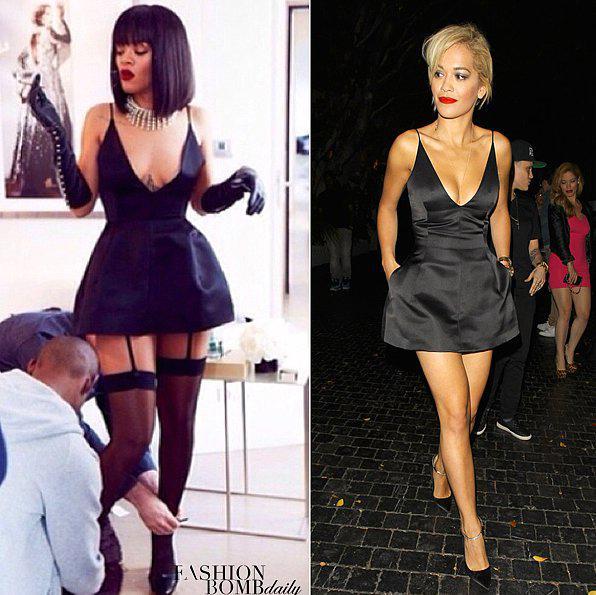 12. O elbise öyle değil böyle giyilir...