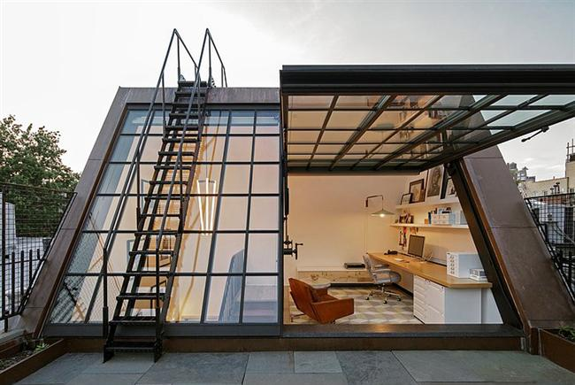 2. Böyle bir çatı katında kim uzun uzun çalışmak istemez ki?