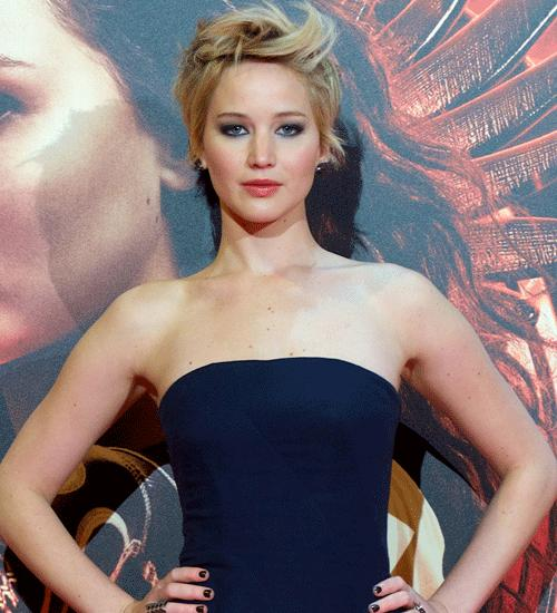 9- Jennifer Lawrence
