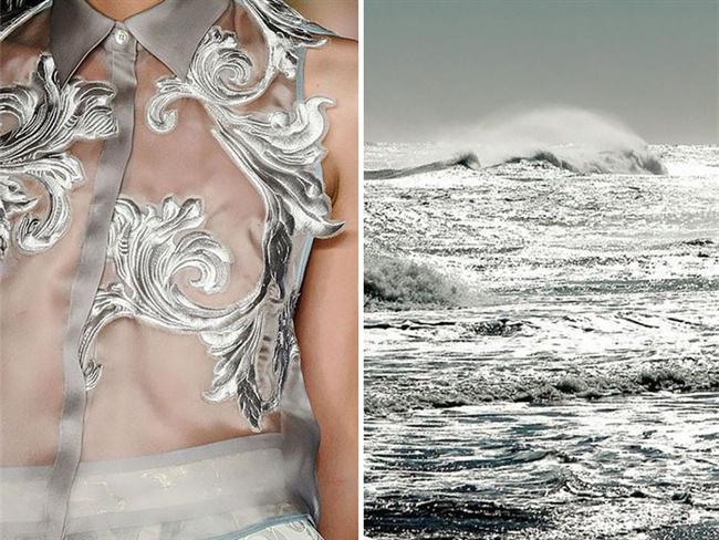 Aquilano Rimondi / 2012 & Okyanus Dalgaları