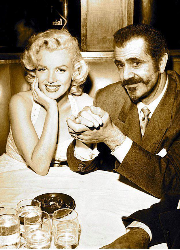 4. Marilyn Monroe ve Mel Gibson