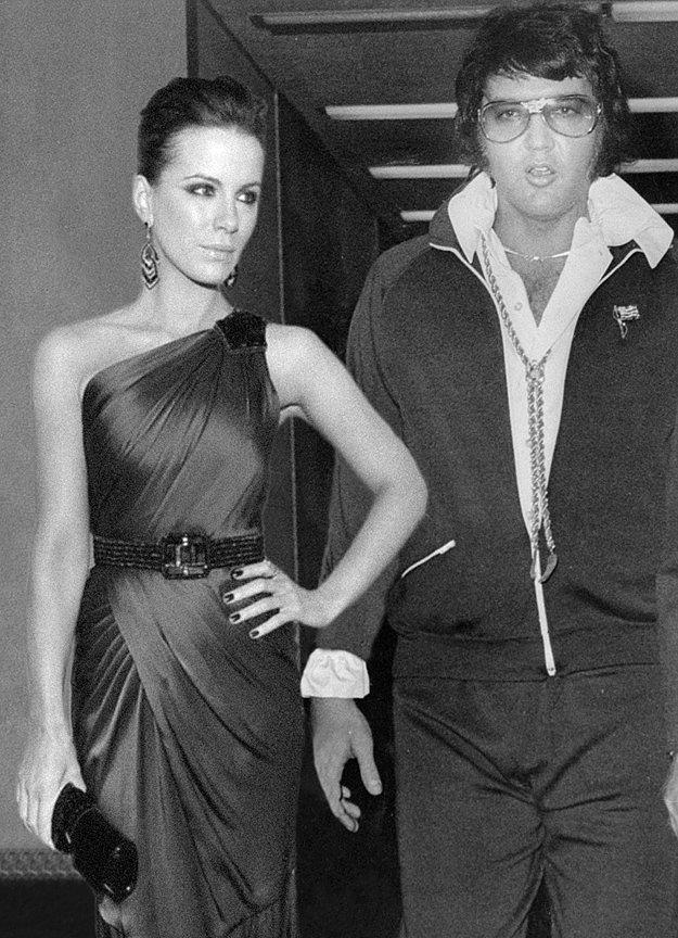 5. Kate Beckinsale ve Elvis Presley