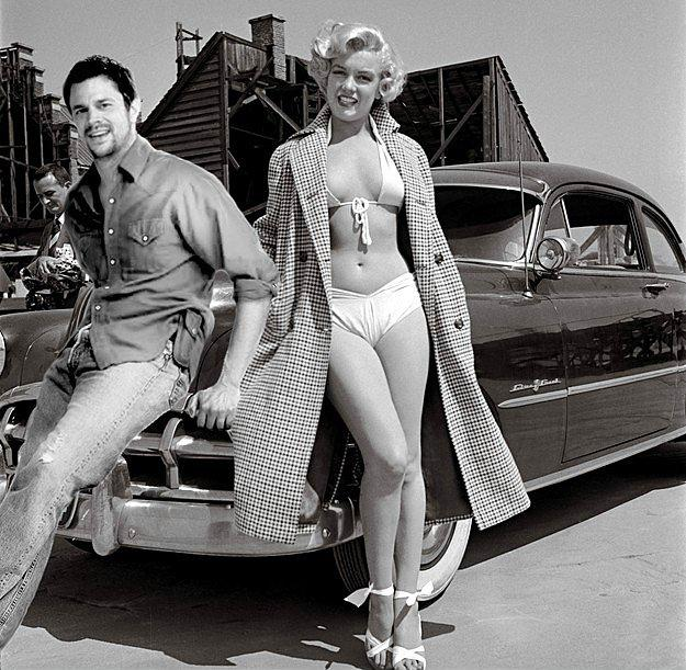21. Johnny Knoxville ve Marilyn Monroe