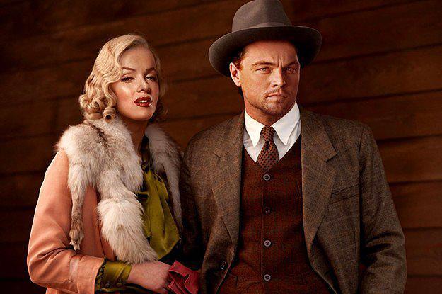 1. Marilyn Monroe ve Leonardo Dicaprio