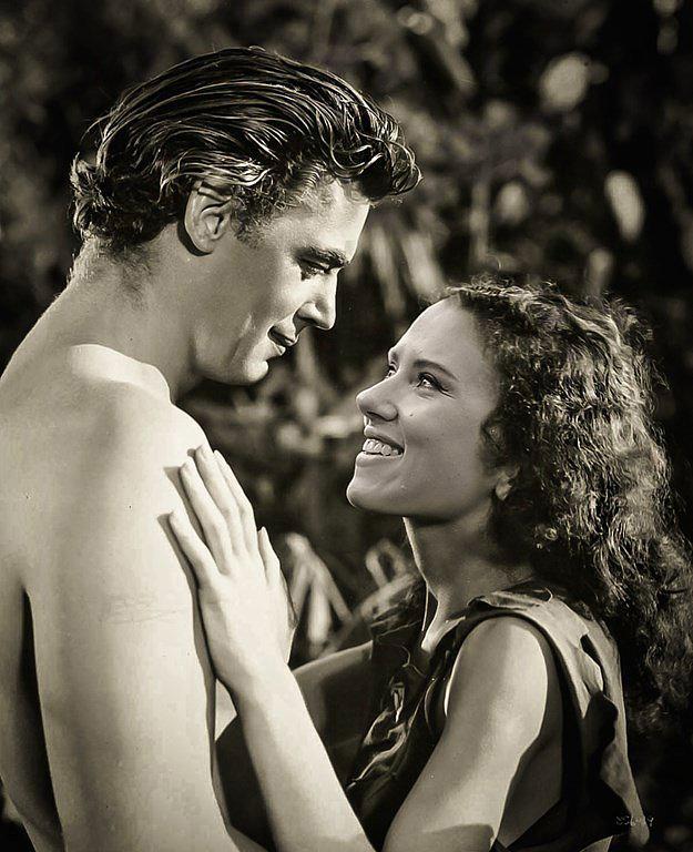 7. Tarzan ve Scarlett Johansson