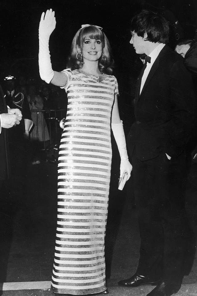 4-Catherine Deneuve /1966