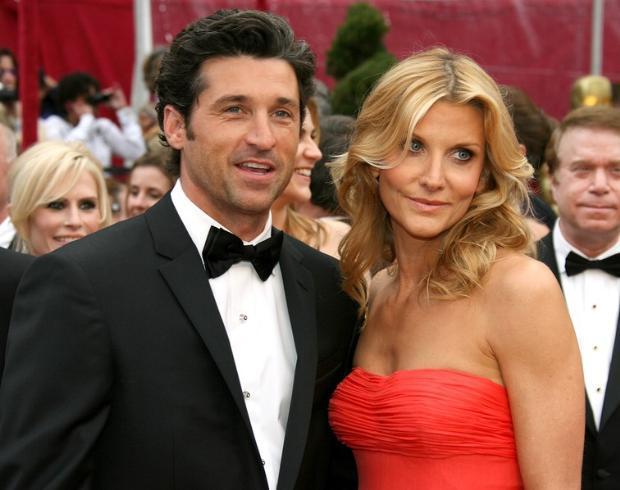 Aktör Patrick Dempsey'in eşi Jillian Fink; aktörün E.R adlı dizide oynadığı sıralarda ona hayrandı.   Kuaför olan Fink, bir gün Dempsey kendisinden saç kesimi için randevu alınca havalara uçtu. Sonunda da aktörün kalbini çaldı. Çift, 1999'da evlendi.