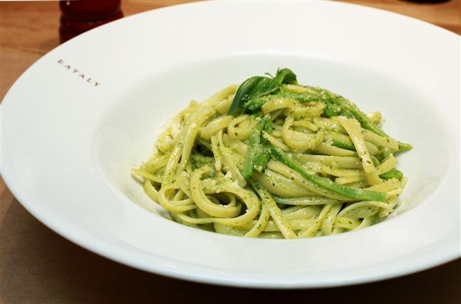 1. Kepekli Pesto Soslu Makarna   Hem doyurucu hem harika! Ve sadece 397 kalori.  19gr protein  20gr yağ  28gr karbonhidrat  Kaynak fotoğraflar: Google ücretsiz, pexels
