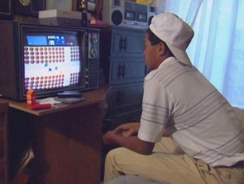 20.  14 yaşındaki Tiger Woods'un golfe ara verdiği sırada Zelda adı verilen oyunu oynarken (1989)