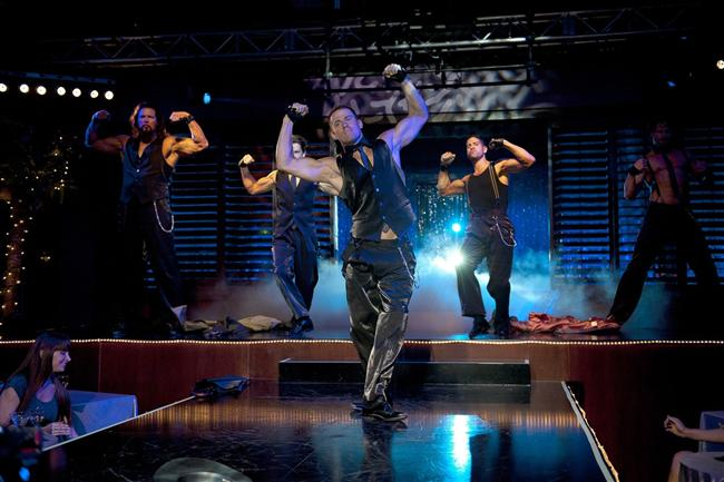 13. Magic Mike- 2012