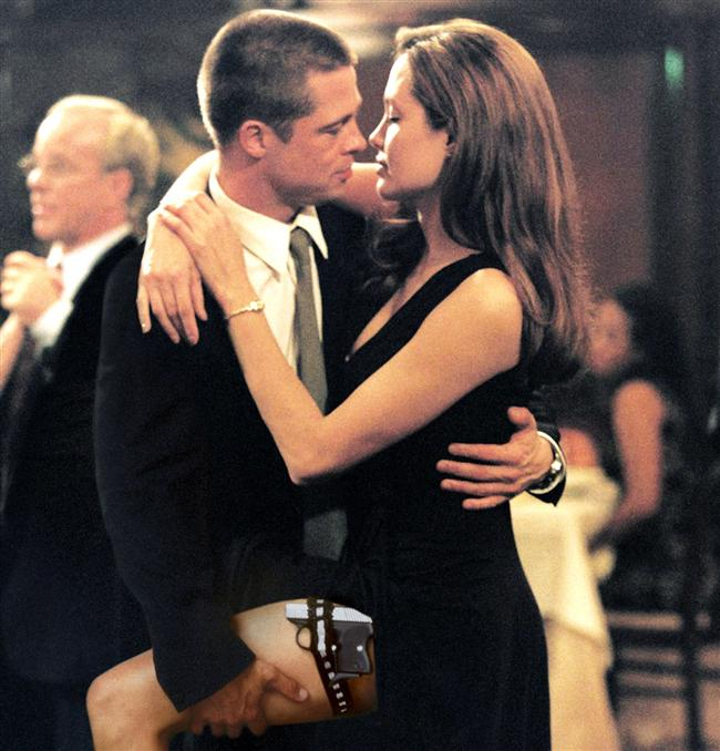 18. Mr. and Mrs. Smith-2005