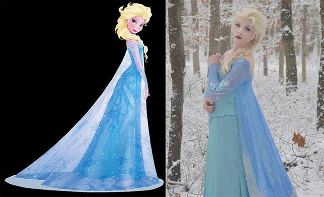 Peki ya Elsa'yı?