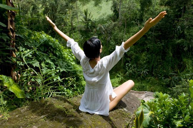 6. Doğayla bütünleşin. Fotoğraflarınız yeşili ve maviyi ne kadar çok sevdiğinizi kanıtlar nitelikte olsun.