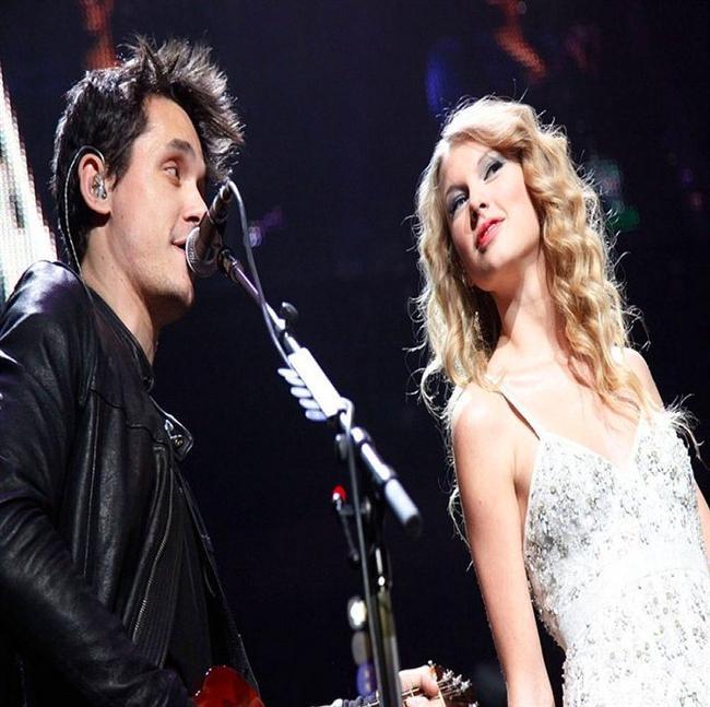 John Mayer & Taylor Swift  Mayer'ın 31,  Swift'in de sadece 19 yaşında olması epey konuşulmuştu. Ne var ki mutlu başlayan  ilişkileri de pek iyi sonlanmadı. Swift'in yazdığı Dear John adlı şarkı bunun bir kanıtıdır.