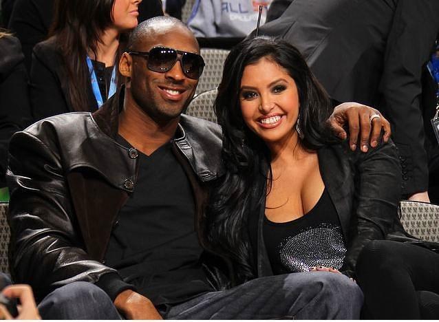 Vanessa & Kobe Bryant  Kobe ile çıkmaya başladığında, Vanessa Bryant 17 yaşındaymış.