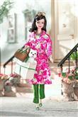 Barbie'nin Kıskanılacak 40 Özel Tasarım Kıyafeti - 33