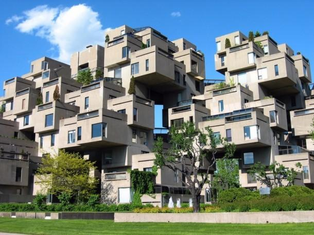 Habitat 67 – Montreal, Kanada