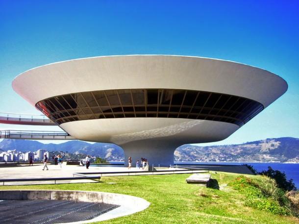 Çağdaş Sanat Müzesi – Rio de Janeiro, Brezilya