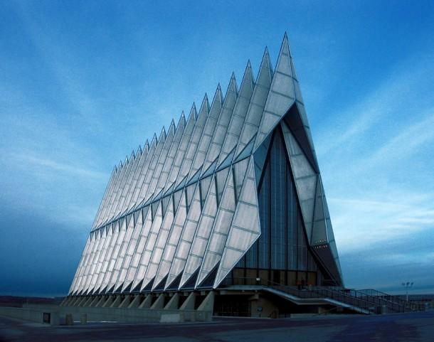 Air Force Academy Şapeli – Colorado, ABD